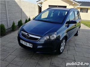 Opel Zafira 7 locuri !!! Navigatie mare color - imagine 1