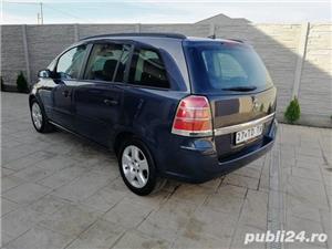 Opel Zafira 7 locuri !!! Navigatie mare color - imagine 4