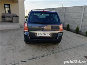Opel Zafira 7 locuri !!! Navigatie mare color - imagine 7
