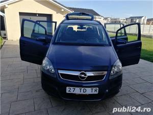 Opel Zafira 7 locuri !!! Navigatie mare color - imagine 9