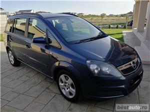 Opel Zafira Navigatie mare color 7 LOCURI!!! - imagine 9