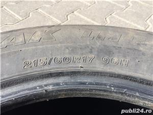 Bridgestone Blizzak lm-25 4x4 215/60r17 96h cauciuc - imagine 2
