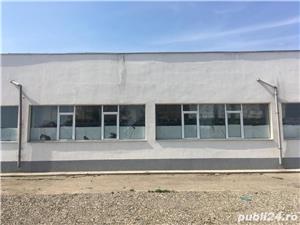 Hala / Depozit - Falticeni - Zona industriala Filatura - Suceava - Inchiriere     500 mp :    450 m - imagine 3