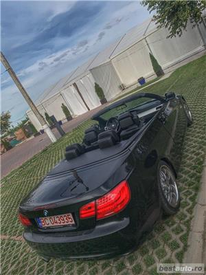 Bmw Seria 3 cabrio facelift e93 - imagine 4