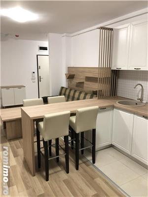 Apartament  2019,  2 camere,  centru, totul nou, prima inchiriere - imagine 2