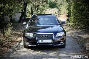 Audi A6 2.0 TDI Automat MMI Piele Trapa Full istoric - TVA deductibil - imagine 4