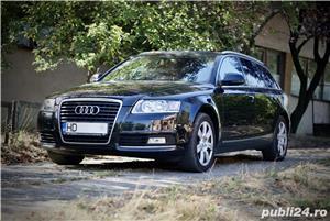 Audi A6 2.0 TDI Automat MMI Piele Trapa Full istoric - TVA deductibil - imagine 5