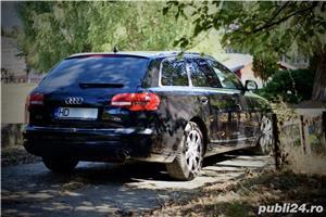 Audi A6 2.0 TDI Automat MMI Piele Trapa Full istoric - TVA deductibil - imagine 6