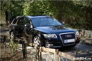 Audi A6 2.0 TDI Automat MMI Piele Trapa Full istoric - TVA deductibil - imagine 2