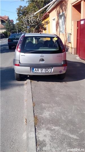 Opel Corsa C - imagine 9