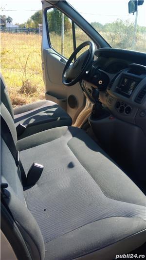 Opel Vivaro 2.0 cdti 2008 - imagine 8