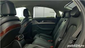 Audi A8 3.0TDI-258 CP 2011 RAR efectuat Xenon Full Led Navi Piele Zoll - imagine 13