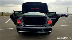 Audi A8 3.0TDI-258 CP 2011 RAR efectuat Xenon Full Led Navi Piele Zoll - imagine 19