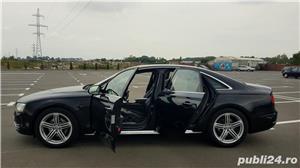 Audi A8 3.0TDI-258 CP 2011 RAR efectuat Xenon Full Led Navi Piele Zoll - imagine 17