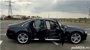 Audi A8 3.0TDI-258 CP 2011 RAR efectuat Xenon Full Led Navi Piele Zoll - imagine 20