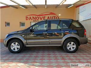 Kia Sorento,GARANTIE 3 LUNI,BUY BACK,RATE FIXE,Motor 2500 tdi,140 Cp,Piele,4x4.  - imagine 4
