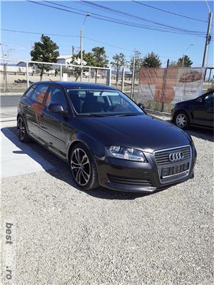 Audi A3 1.8T 160cp EURO 5   128000KM - imagine 1