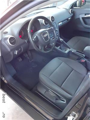 Audi A3 1.8T 160cp EURO 5   128000KM - imagine 6