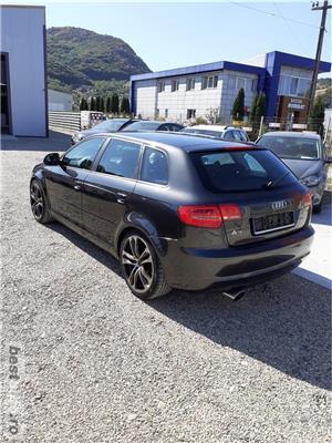 Audi A3 1.8T 160cp EURO 5   128000KM - imagine 10
