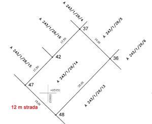 Privat vand 2 terenuri de casa Dumbravita Lac cu acess betonat la Centura  Est langa DAB-IT - imagine 2