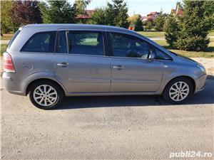 Opel Zafira GPL omologat valabil 2029 - imagine 2