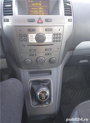 Opel Zafira GPL omologat valabil 2029 - imagine 5