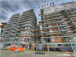 Giroc(Lidl) - Comision 0% - Bloc Nou - 2 Camere - Parcare - Lift - Terasa - Finisaje Premium - imagine 1