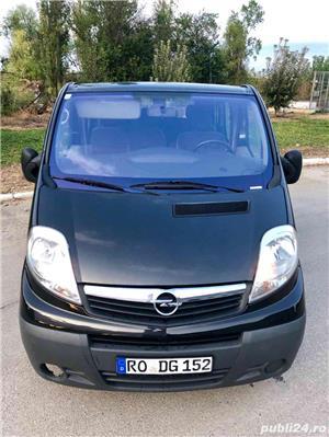 Opel Vivaro 2011 euro 5 - imagine 3