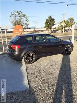 Audi A3 1.8T 160cp EURO 5   128000KM - imagine 11