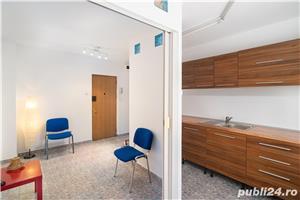 2 camere   63 mp  birou/rezidential   Nerva Traian - Timpuri Noi - imagine 1