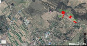 Teren extravilan în Lugoj » strada Timișorii, Dealul Viilor, Bocșei - imagine 1