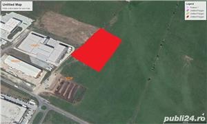 Vand teren intravilan industrial in Zona Industiala Vest - imagine 1