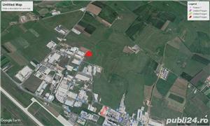 Vand teren intravilan industrial in Zona Industiala Vest - imagine 3