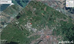 Vand teren intravilan industrial in Zona Industiala Vest - imagine 4
