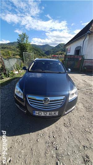 Opel Insignia/Volan Dreapta - imagine 8