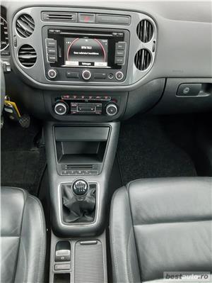 Volkswagen TIGUAN HighLine 2.0 TDI 140cp - SPORT&STYLE Full Option - Bluemotion, Euro 5  - imagine 8