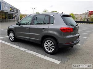 Volkswagen TIGUAN HighLine 2.0 TDI 140cp - SPORT&STYLE Full Option - Bluemotion, Euro 5  - imagine 4