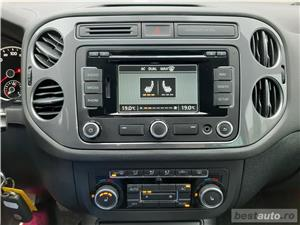 Volkswagen TIGUAN HighLine 2.0 TDI 140cp - SPORT&STYLE Full Option - Bluemotion, Euro 5  - imagine 11