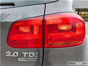 Volkswagen TIGUAN HighLine 2.0 TDI 140cp - SPORT&STYLE Full Option - Bluemotion, Euro 5  - imagine 19