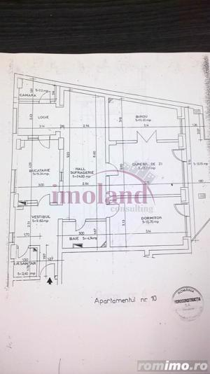 Apartament cu 3 camere de închiriat în zona P-ta Victoriei - imagine 13