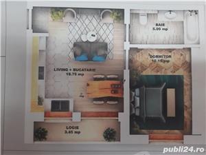 Apartament NOU 2 camere de vanzare zona Calea Cisnadiei Sibiu - imagine 1