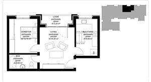 Apartament NOU 2 camere de vanzare zona Calea Cisnadiei Sibiu - imagine 3