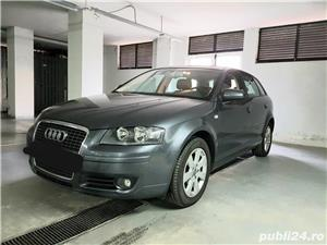 Audi A3, 2008, 95600 km, 1.6 - Benzina (102 CP), Unic Proprietar - imagine 1