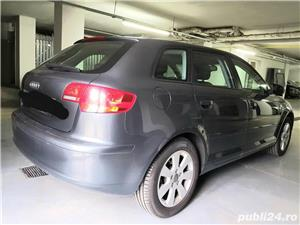 Audi A3, 2008, 95600 km, 1.6 - Benzina (102 CP), Unic Proprietar - imagine 2