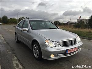 Mercedes C200 CDI Facelift Climatronic Xenon Numere Valabile - imagine 5