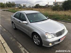 Mercedes C200 CDI Facelift Climatronic Xenon Numere Valabile - imagine 6