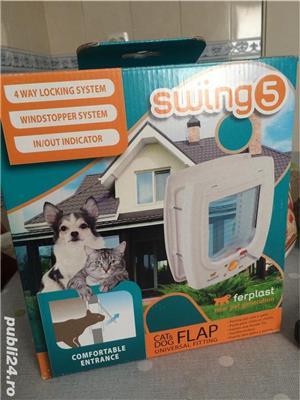 Usa trecere pisica caine - imagine 4