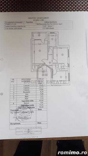 Apartament 3 cameere Bucurestii Noi - imagine 7