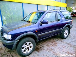 Opel Frontera B Sport, 2,2 benzină, 1999, itp octombrie 2020, pret 2000 euro, preț fix.  - imagine 5