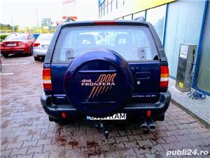 Opel Frontera B Sport, 2,2 benzină, 1999, itp octombrie 2020, pret 2000 euro, preț fix.  - imagine 2
